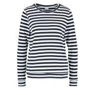 JDY JDYLEXUS Sweater cloud dancer/dark navy