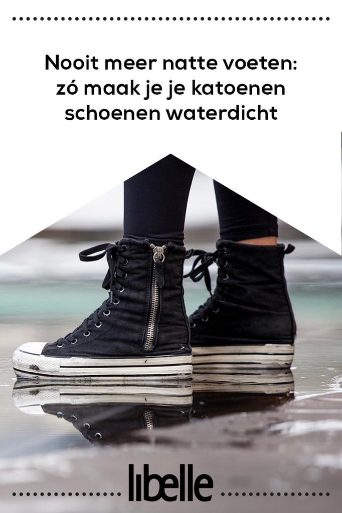 katoenen schoenen
