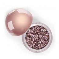 LA Splash Crystalized Glitter Rosette