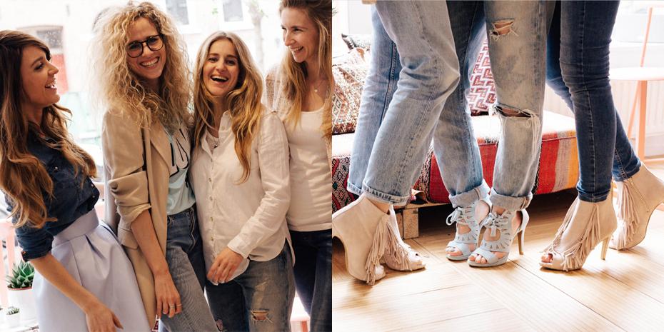 Launch schoenencollectie