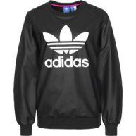 adidas Trefoil W sweater zwart
