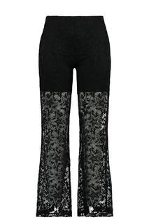 Dames Kanten broek Zwart