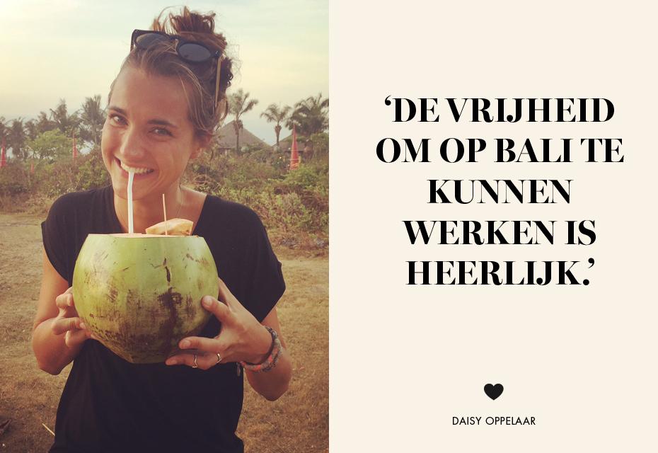quote Daisy Bali