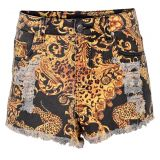 Short Outrageous Fortune Waisted Mink Pink