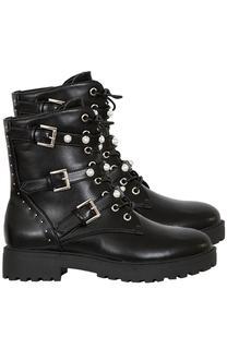 Parel Biker Boots Limited