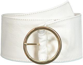 Witte Riem Wide Belt