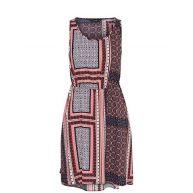 Only Print Mouwloze jurk