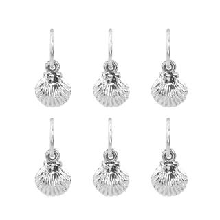 Hair Jewellery - Shell - 6 Piece set