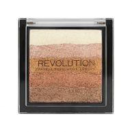 Makeup Revolution Vivid Shimmer Brick Bronze Kiss