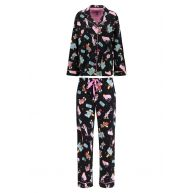 PJ Salvage Pyjama black