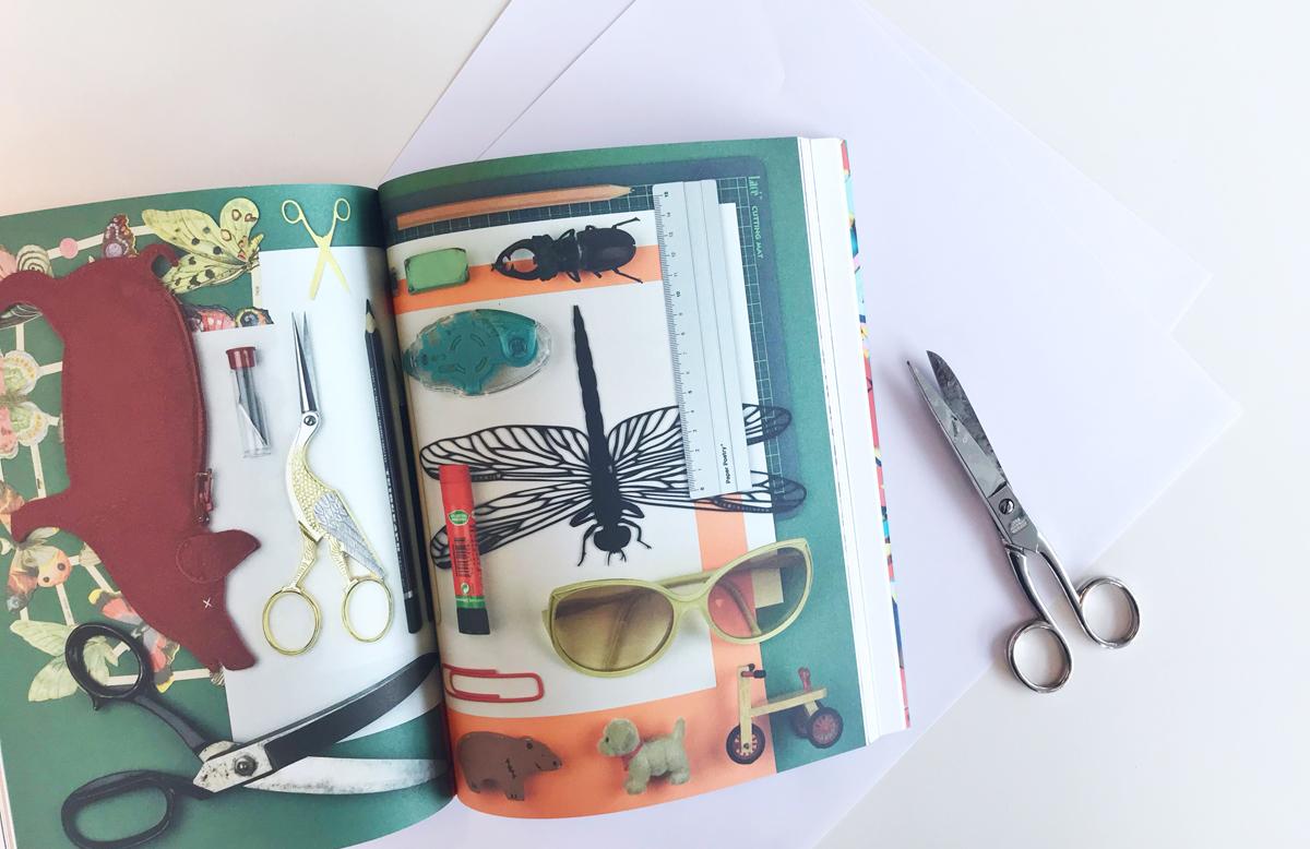 het papercut boek