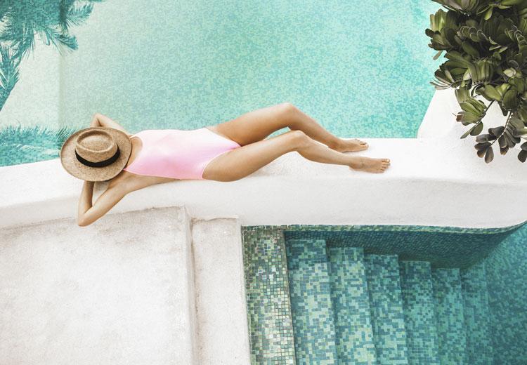 5 redenen om een badpak te dragen