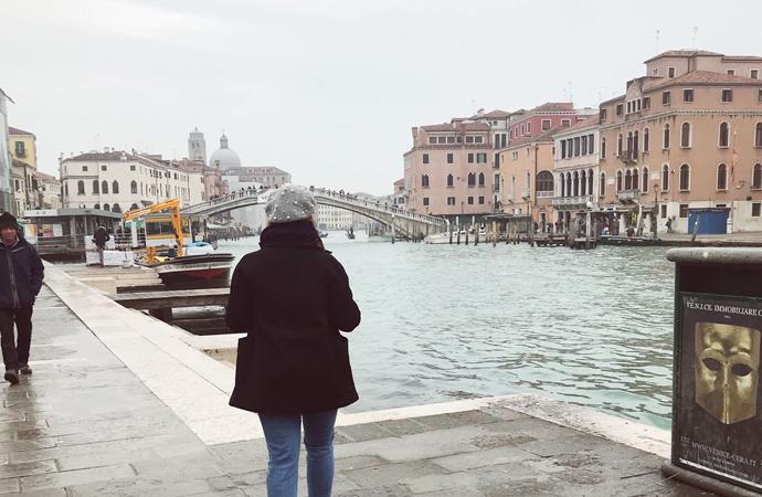 Hotspots in Venetië