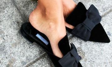 Bow slides zijn dé shoes van deze zomer