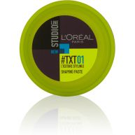 L'Oréal Paris Studio Line #TXT 01 Shaping Paste - 75 ml - Paste 75ml haarpasta