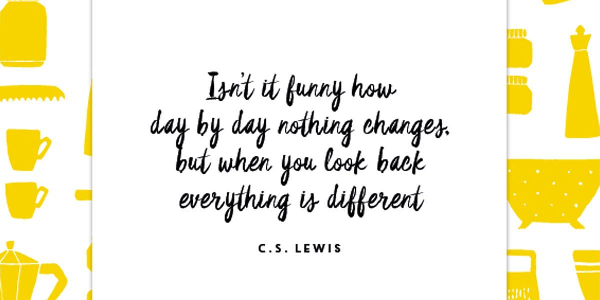 Cs Lewis Quotes | Quote C S Lewis Flow Magazine
