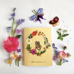 Flowery journal