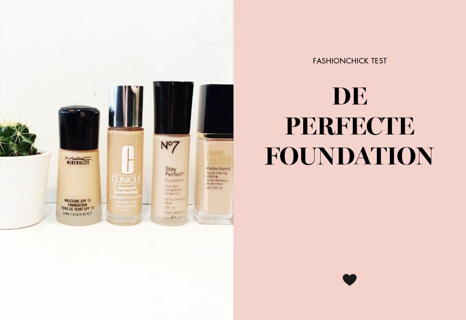 Foundation test