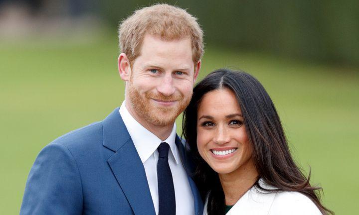 Zo volg je het huwelijk van prins Harry en Meghan live!