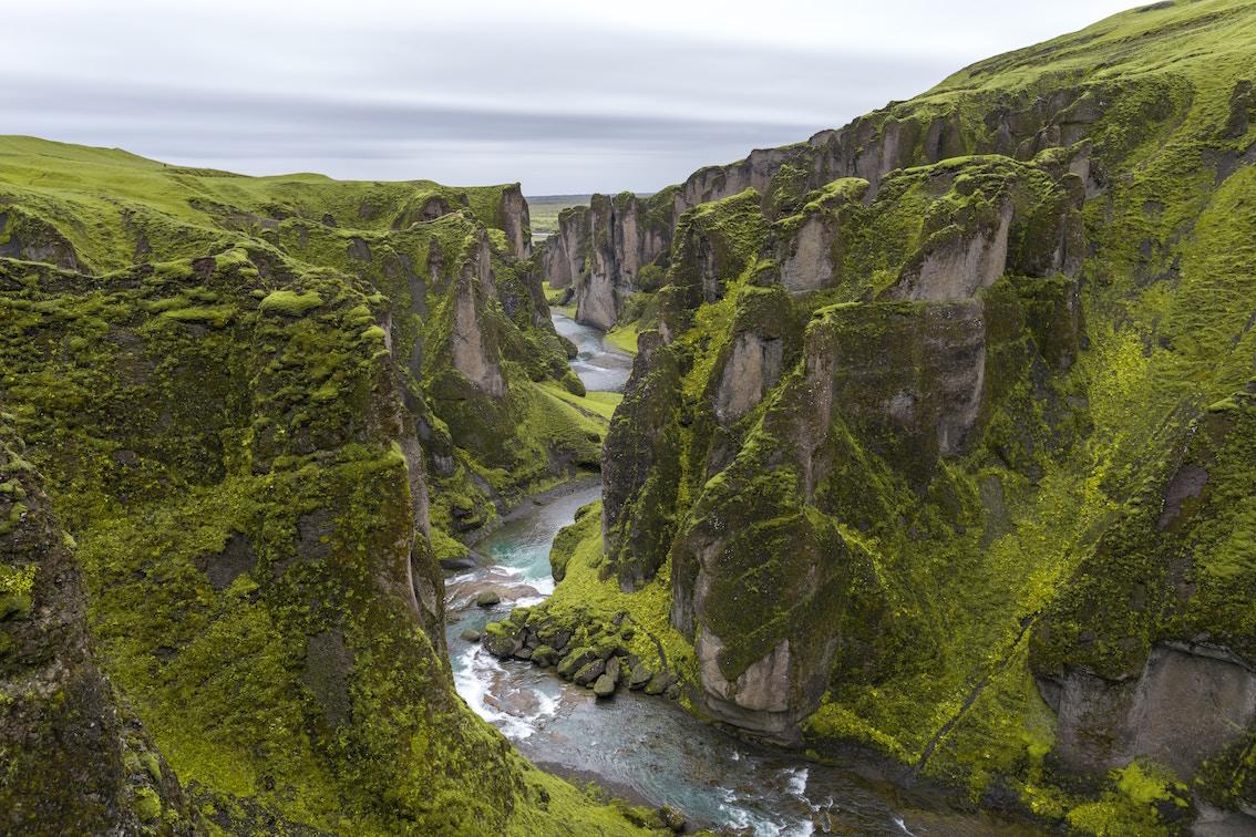 Wandelingen in IJsland
