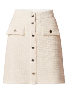 Jiba minirok van tweed