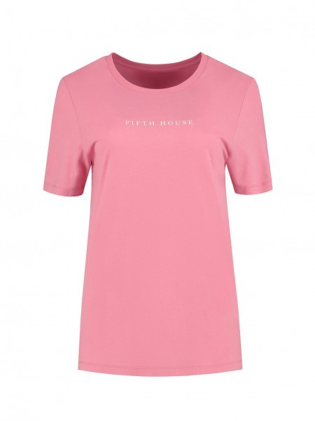 Club T House shirt Fifht Roze Fifth IYW2HEbeD9