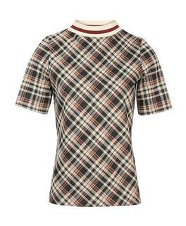 T-shirt Zwart LINDY TOP