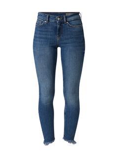 Jeans 'VMSEVEN NW SLIM FRINGE ANKLE JEANS'