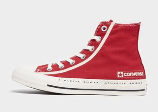 Chuck Taylor All Star Archive High Dames - Rood - Dames, Rood