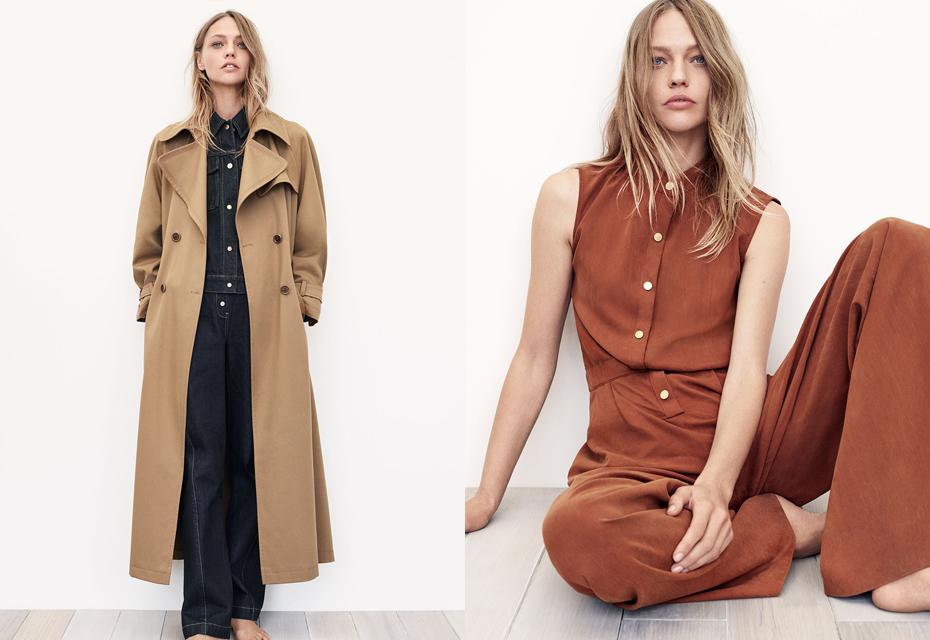 Zara Lookbook A/W 2016 1