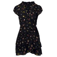 Flower Dress - Black