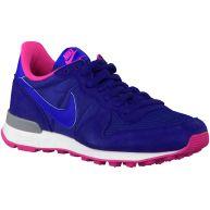 Blauwe Nike Sneakers INTERNATIONALIST DAMES