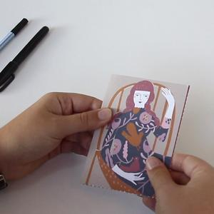 folding an envelope