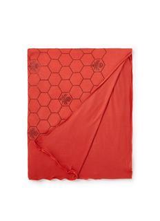 Honey Loobs sjaal met strass 200 x 80 cm