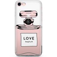 iPhone 8 / 7 siliconen telefoonhoesje - Parfum