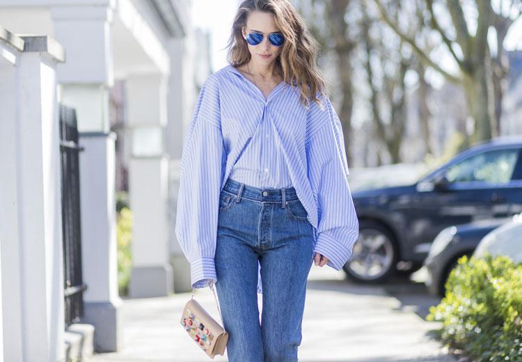 8 slimme kledingtips voor slanke benen