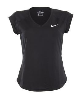 T-shirt Zwart 728757
