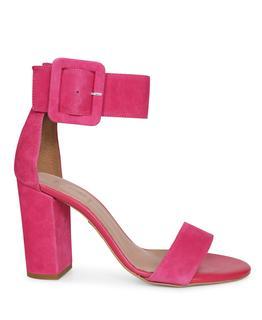 Sandaal hak Roze E0315A