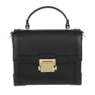 Tasche - Jayne SM Trunk Bag Black in zwart voor dames - Gr. Small