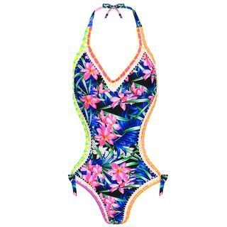 Tropicana Swimsuit - Black