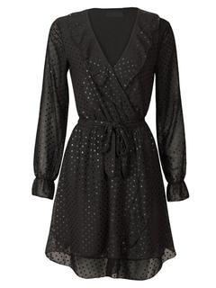 Dress Pretty Dots Black
