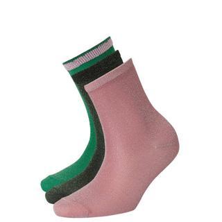 sokken met glitters - set van 3