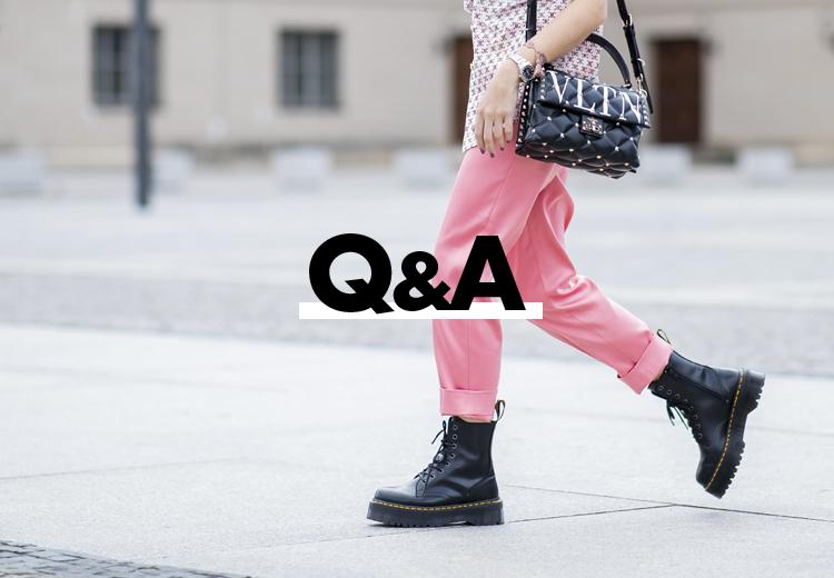 Q&A: Hoe combineer ik mijn dr. Martens?