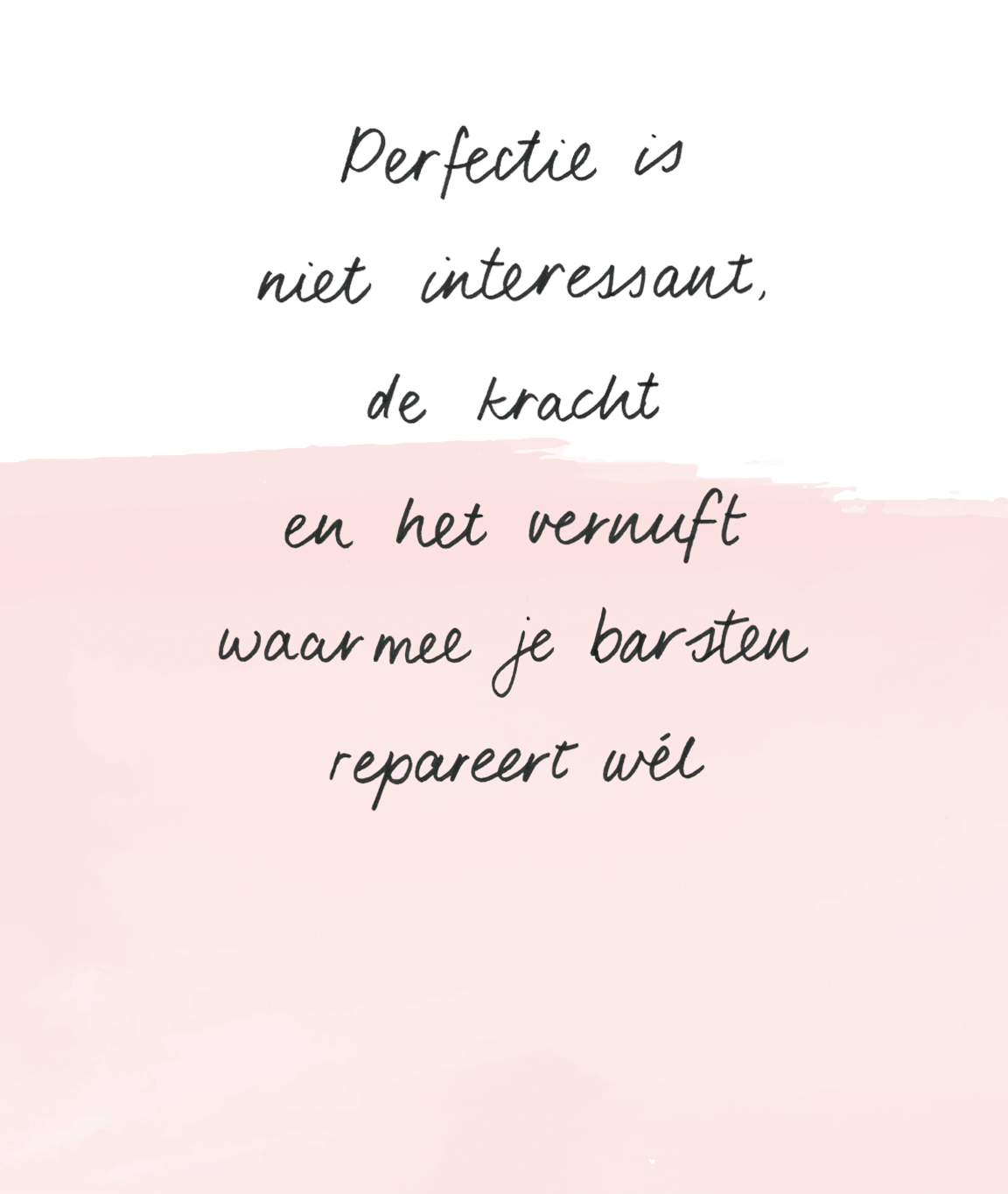 Quote perfectie