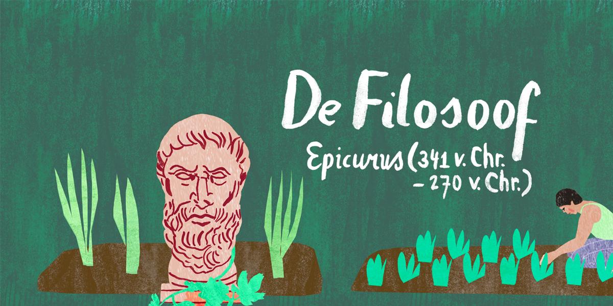 De filosoof: het leven van Epicurus - Flow Magazine NL
