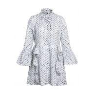Sister Jane MALIBU EMBROIDERED Korte jurk white