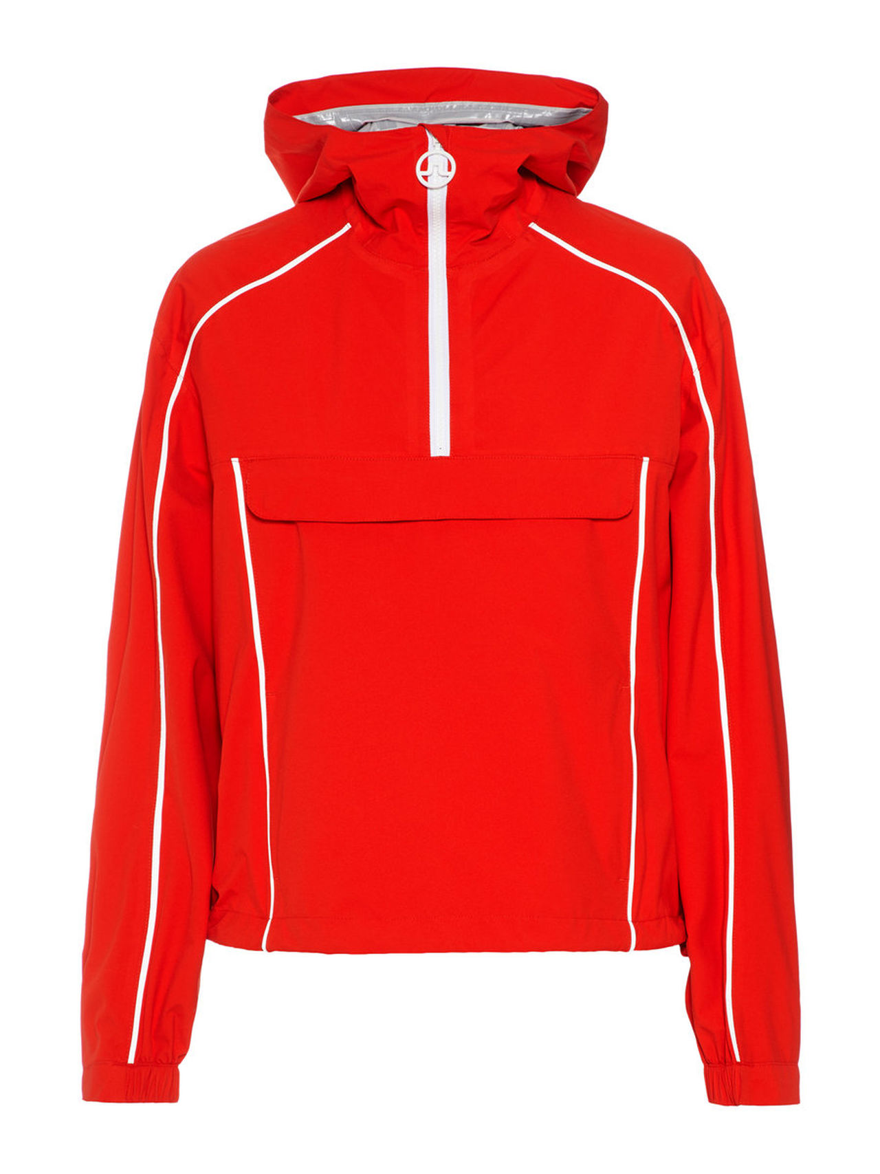 J.Lindeberg Nora 2,5-ply Jas Dames Rood