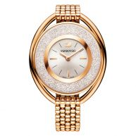 Swarovski 5200341 Crystalline Oval watch rosegold