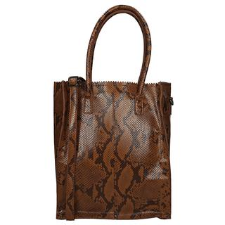 Rosa shopper camel