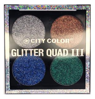 Glitter Quad III Eyeshadow Palette